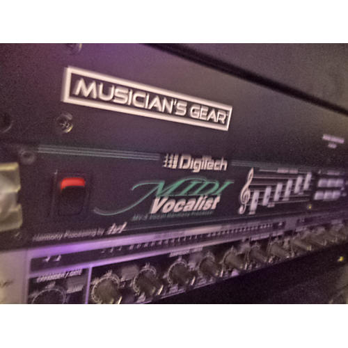 Digitech Midi Vocalist Vocal Processor