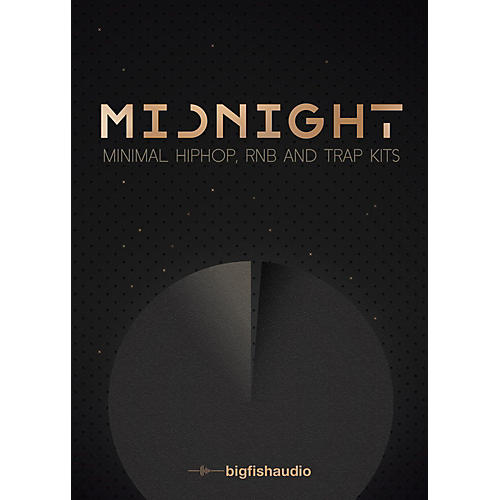Big Fish Midnight: Minimal Hip Hop, RnB and Trap Kits