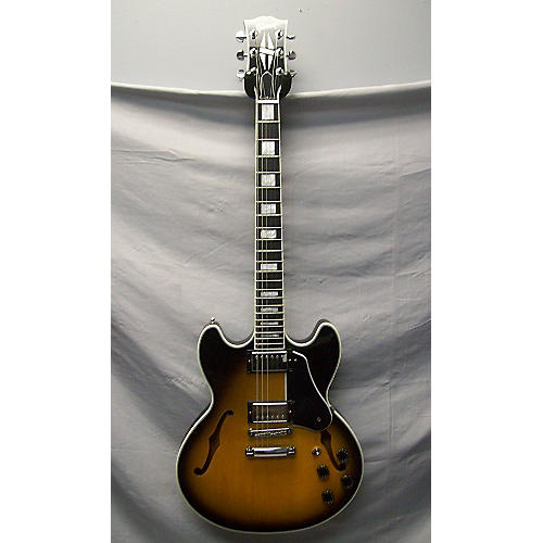 Gibson Midtown Custom 2 Color Sunburst Solid Body Electric Guitar 2 Color Sunburst