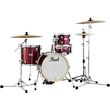 Pearl Midtown Series 4-Piece Shell Pack Level 1 Black Cherry Glitter