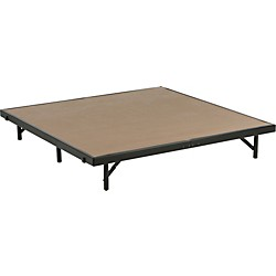 Midwest Folding Products 4' x 4' Single Height Platform Riser