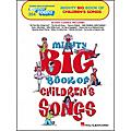Hal Leonard Mighty Big Book Of Childrens Songs E-Z Play 354-thumbnail