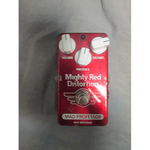 Mad Professor Mighty Red Distortion Effect Pedal-thumbnail
