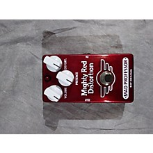 Mad Professor Mighty Red Distortion Effect Pedal