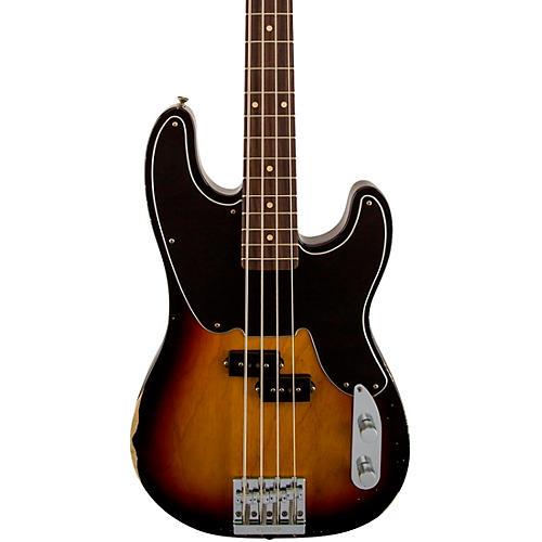 Fender Mike Dirnt Roadworn Precision Bass-thumbnail