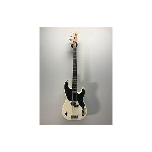 Squier Mike Dirnt Signature Precision Bass Electric Bass Guitar