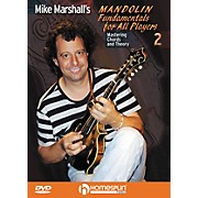 Homespun Mike Marshall's Mandolin Fundamentals For All Players DVD 2