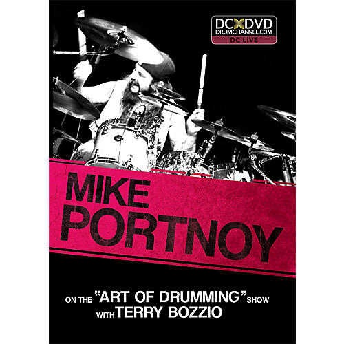 The Drum Channel Mike Portnoy - On the 'Art of Drumming' Show DVD with Terry Bozzio-thumbnail