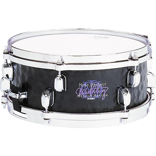 Tama Mike Portnoy Melody Master Signature Steel Snare  12 x 5 in.
