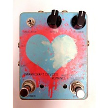 Dwarfcraft Mike's Salty Romance Explosion Pedal