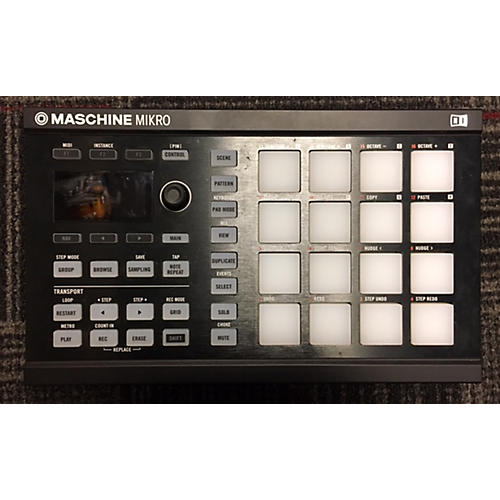 Native Instruments Mikro Synthesizer-thumbnail
