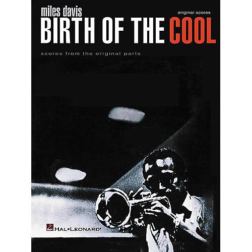 Hal Leonard Miles Davis - Birth of the Cool Complete Score Book-thumbnail
