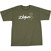 Zildjian Military Green T-Shirt