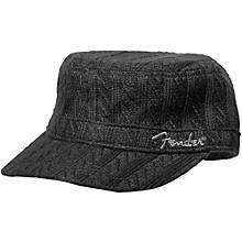 Fender Military Sweaterknit Hat - Onesize - Black