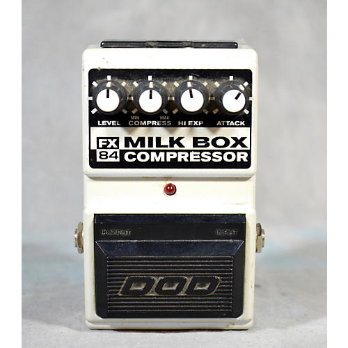 DOD Milk Box Compressor Effect Pedal-thumbnail