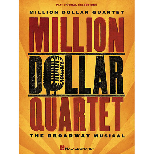 Hal Leonard Million Dollar Quartet - Vocal Selections