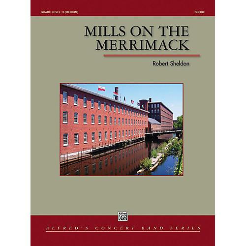 Alfred Mills on the Merrimack Concert Band Grade 3-thumbnail