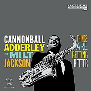 Milt Jackson - Things Are Getting Better by