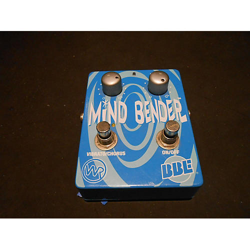 BBE Mind Bender Vibrato/Chorus Effect Pedal
