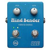 BBE Mind Bender Vibrato/Chorus Guitar Effects Pedal
