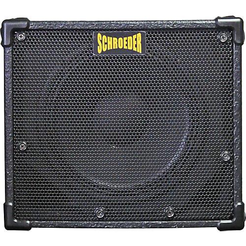 Schroeder Mini 12 Light Bass Cabinet 8 Ohm-thumbnail