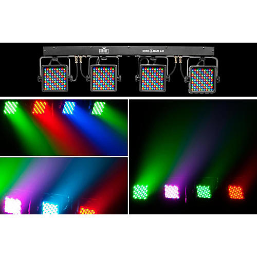 CHAUVET DJ Mini 4BAR 2.0