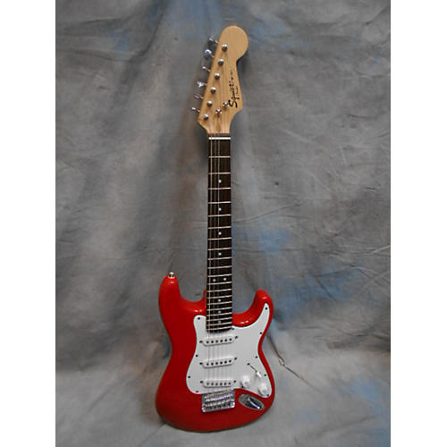 Squier Mini Affinity Stratocaster Electric Guitar-thumbnail