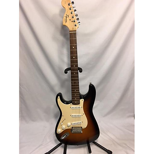 Squier Mini Affinity Stratocaster Left Handed Electric Guitar