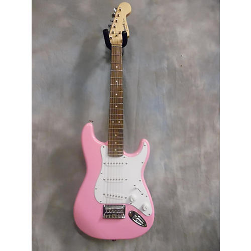 Squier Mini Affinity Stratocaster Pink Electric Guitar