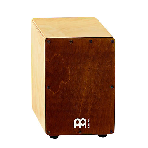 Meinl Mini Cajon with Birch Frontplate Light Brown