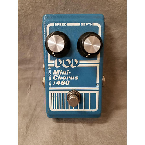 DOD Mini Chorus 460 Effect Pedal-thumbnail