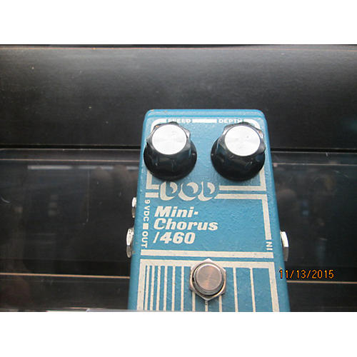 DOD Mini Chorus Effect Pedal