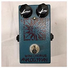 Analogman Mini Chorus Effect Pedal