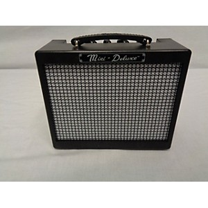 Pre-owned Fender Mini Deluxe Battery Powered Amp by Fender