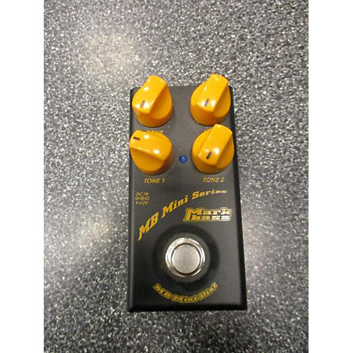 Markbass Mini Distortion Bass Effect Pedal