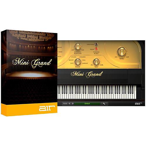 Air Music Tech Mini Grand Acoustic Piano-thumbnail
