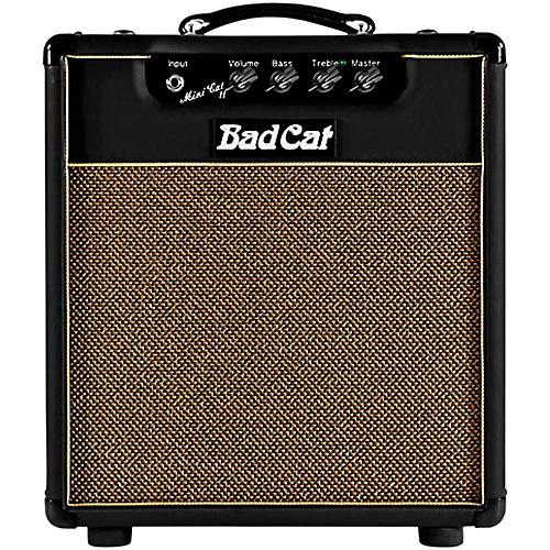 Bad Cat Mini II 5W 1x12 Guitar Tube Combo Amp Black