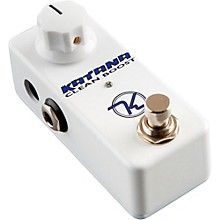 Keeley Mini Katana Clean Boost Guitar Effects Pedal