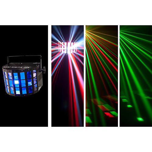 CHAUVET DJ Mini Kinta IRC LED DJ Lighting-thumbnail