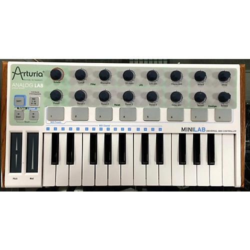 Arturia Mini Lab MIDI Controller-thumbnail