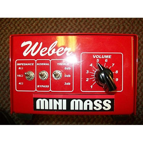 Weber Mini Mass Power Attenuator