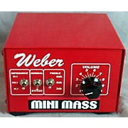 Weber Mini Mass Tuner Pedal