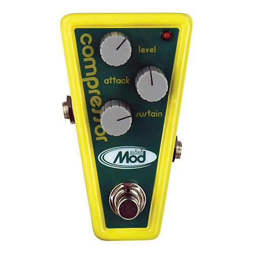 Modtone Mini-Mod Compressor Guitar Effects Pedal-thumbnail