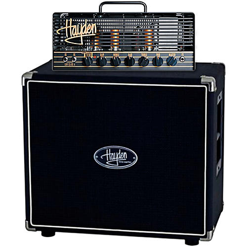 Hayden Mini Mofo 15 15W Tube Guitar Amp Head with 112F-60 60W 1x12 Guitar Sp