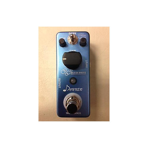 In Store Used Mini Pedal Blue Effect Pedal-thumbnail