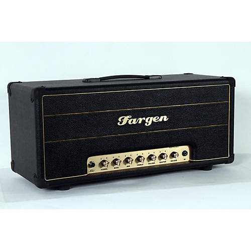 blemished fargen amps mini plex mkii tube guitar amplifier head black 190839043146 guitar center. Black Bedroom Furniture Sets. Home Design Ideas