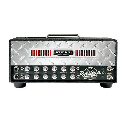 Mesa Boogie Mini Rectifier 25 25W Tube Guitar Amp Head
