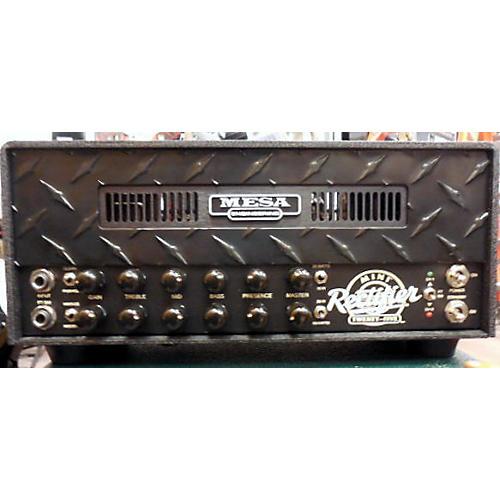 Mesa Boogie Mini Rectifier 25W Blackplate Black Tube Guitar Amp Head Black