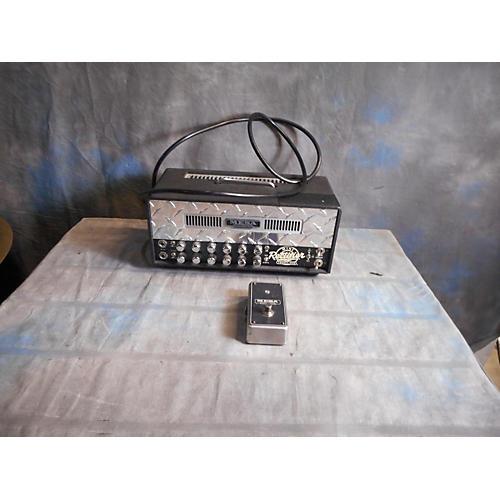 used mesa boogie mini rectifier 25w tube guitar amp head guitar center. Black Bedroom Furniture Sets. Home Design Ideas