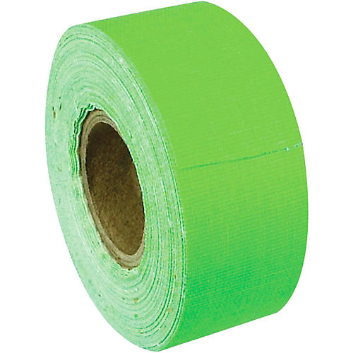 American Recorder Technologies Mini Roll Gaffers Tape 1 In x 8 Yards Florscent Colors-thumbnail